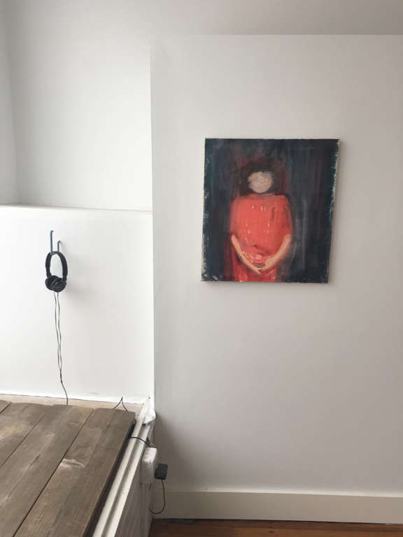 Self-Portrait as a Child, 2008