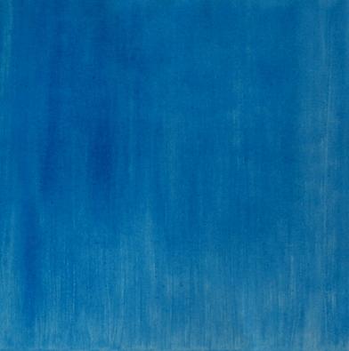 BLUES, ACRYLIC ON CANVAS, 39 X 39CM
