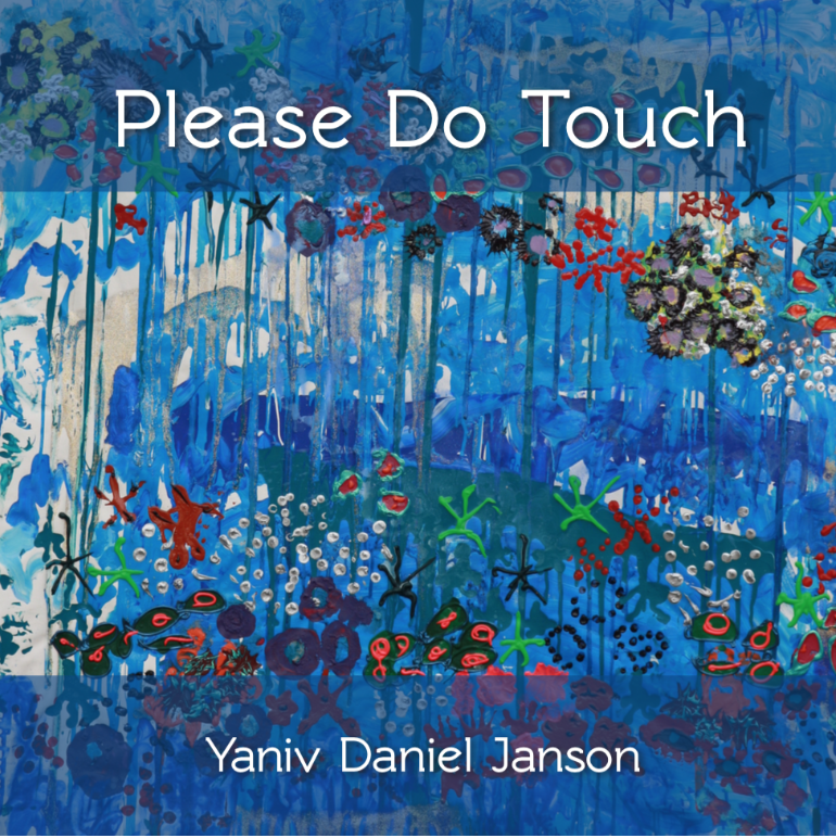 please do touch (2017) - The Please Do Touch series of installations make a connection between art, social and environmental topics and disability. The installations are part of the Taking Action! project that Yaniv Janson launched 5 years ago. The installations focus on high priority themes which address the United Nations 2030 Agenda for Sustainable Development.