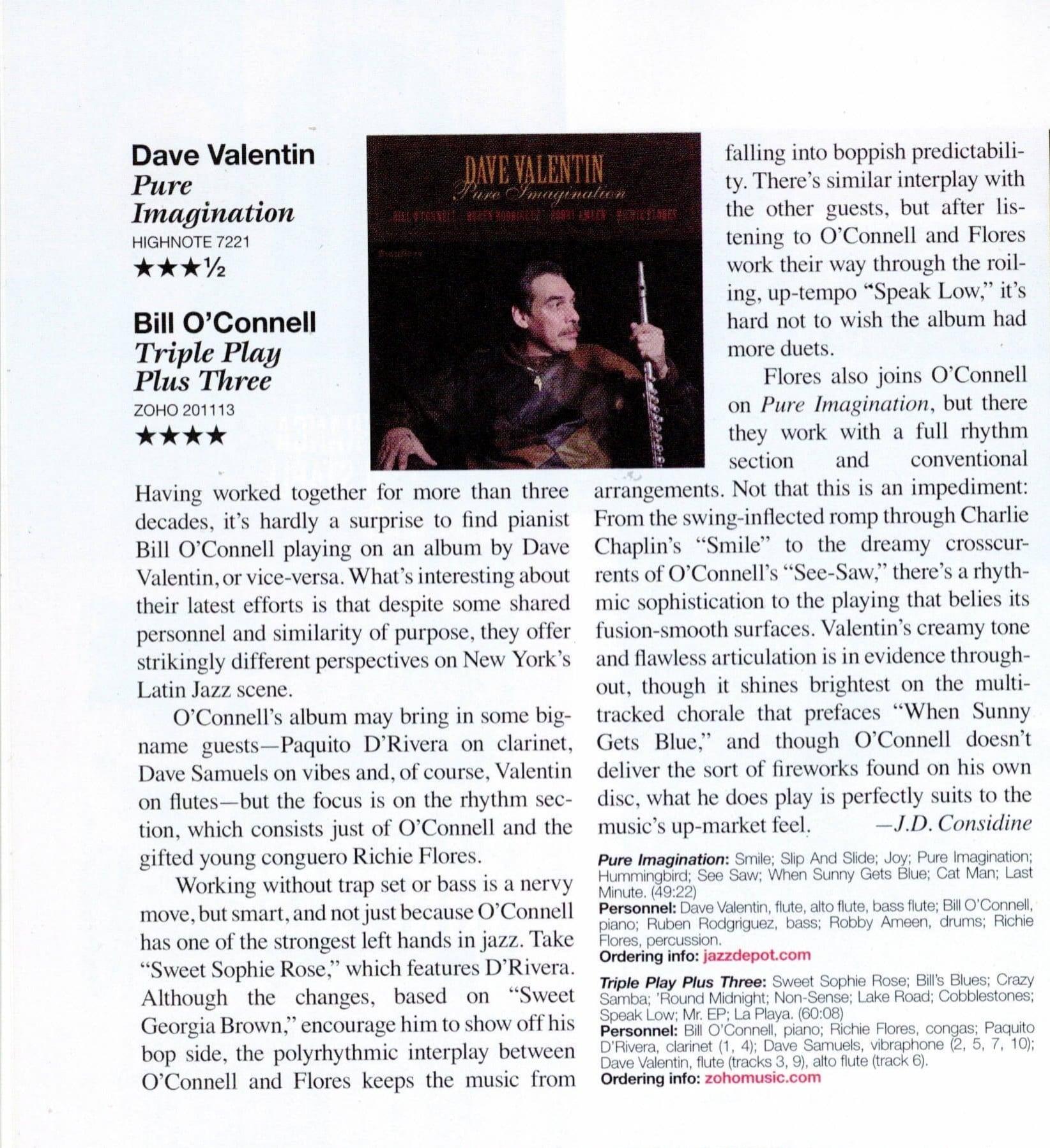 Downbeat Triple Play plus Three review.jpg