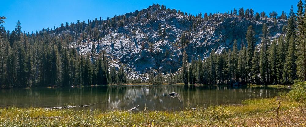 Lower Twin Lake, Kaiser Wilderness