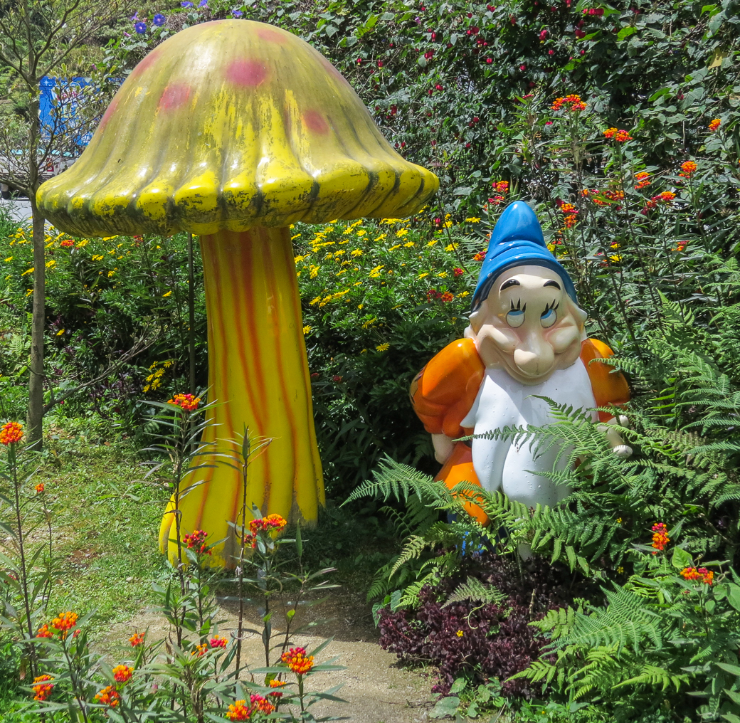 """When I think about Malaysia, I don't think of """"Bashful,"""" or any of the other six dwarfs."""