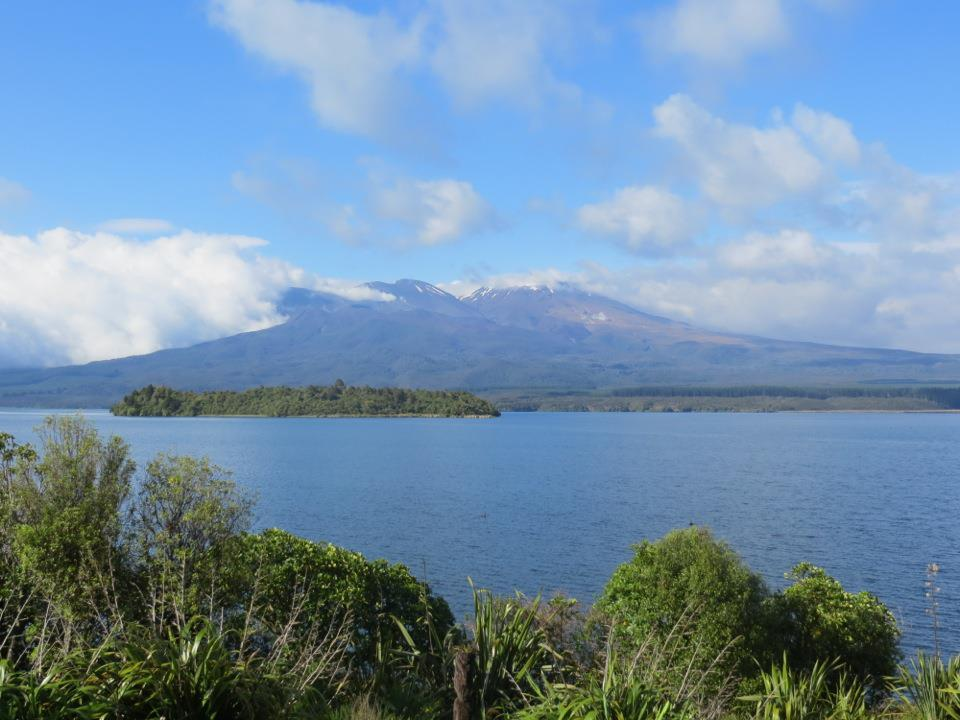 Mt. Tongariro. Credit: Rebecca Perry