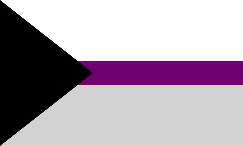 The Demisexual Flag