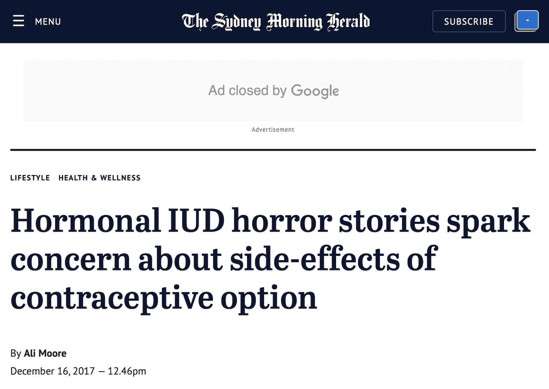 December 16, 2017 - The Sydney Morning Herald