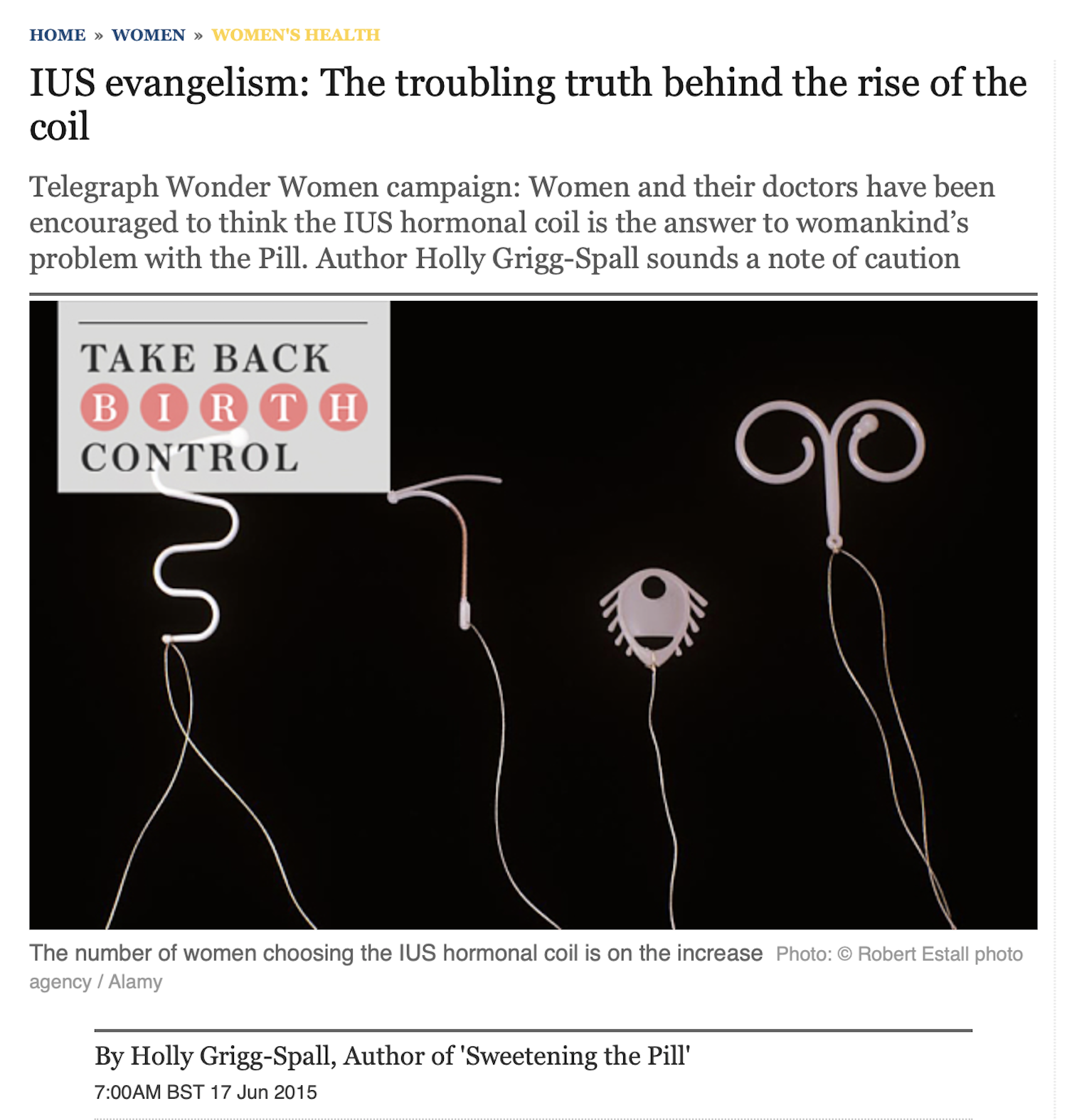 June 2015 - The Telegraph