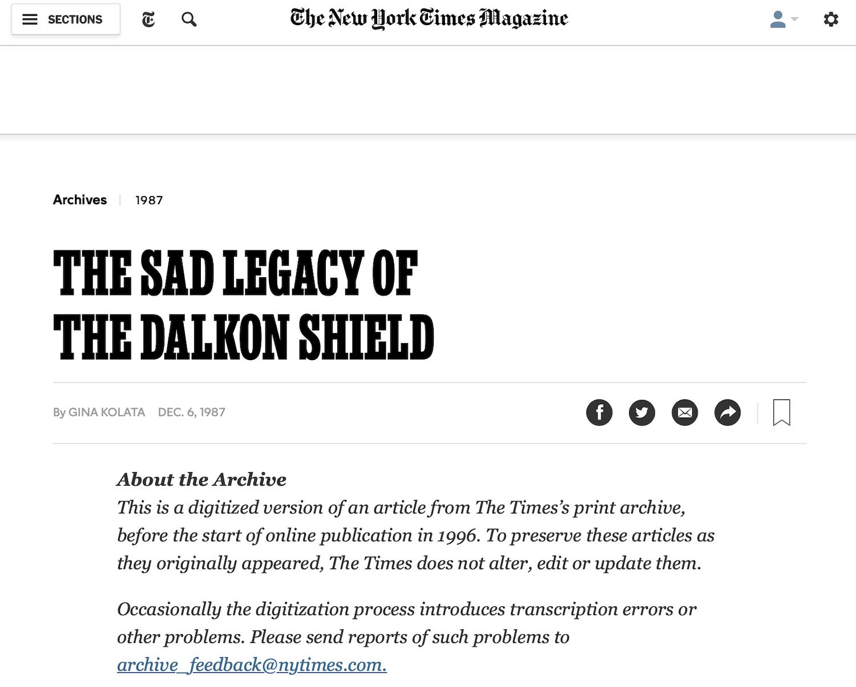 December 6, 1987 - New York Times