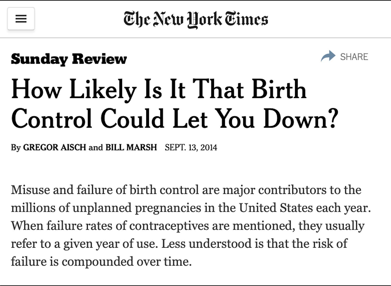 September 13, 2014 - New York Times