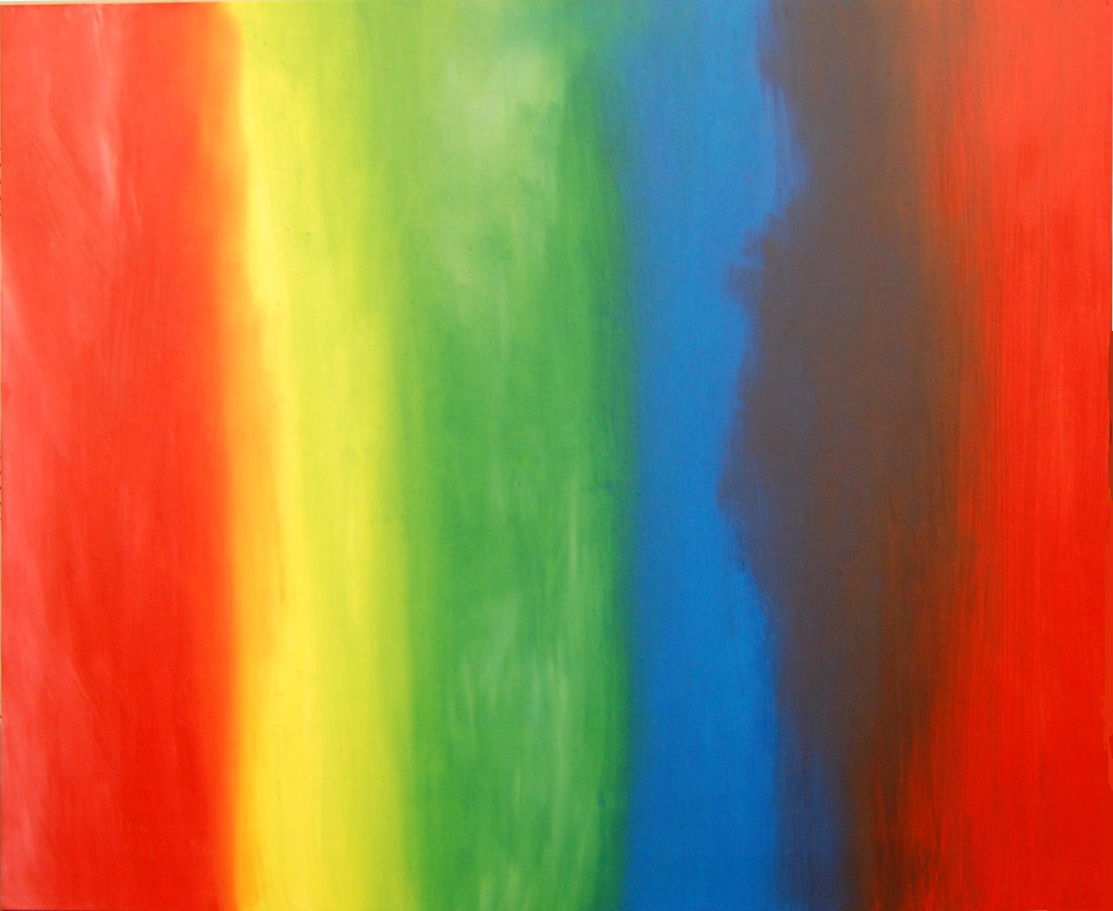 """Chromatic"", Oil on Canvas, 60""x48"", SOLD"