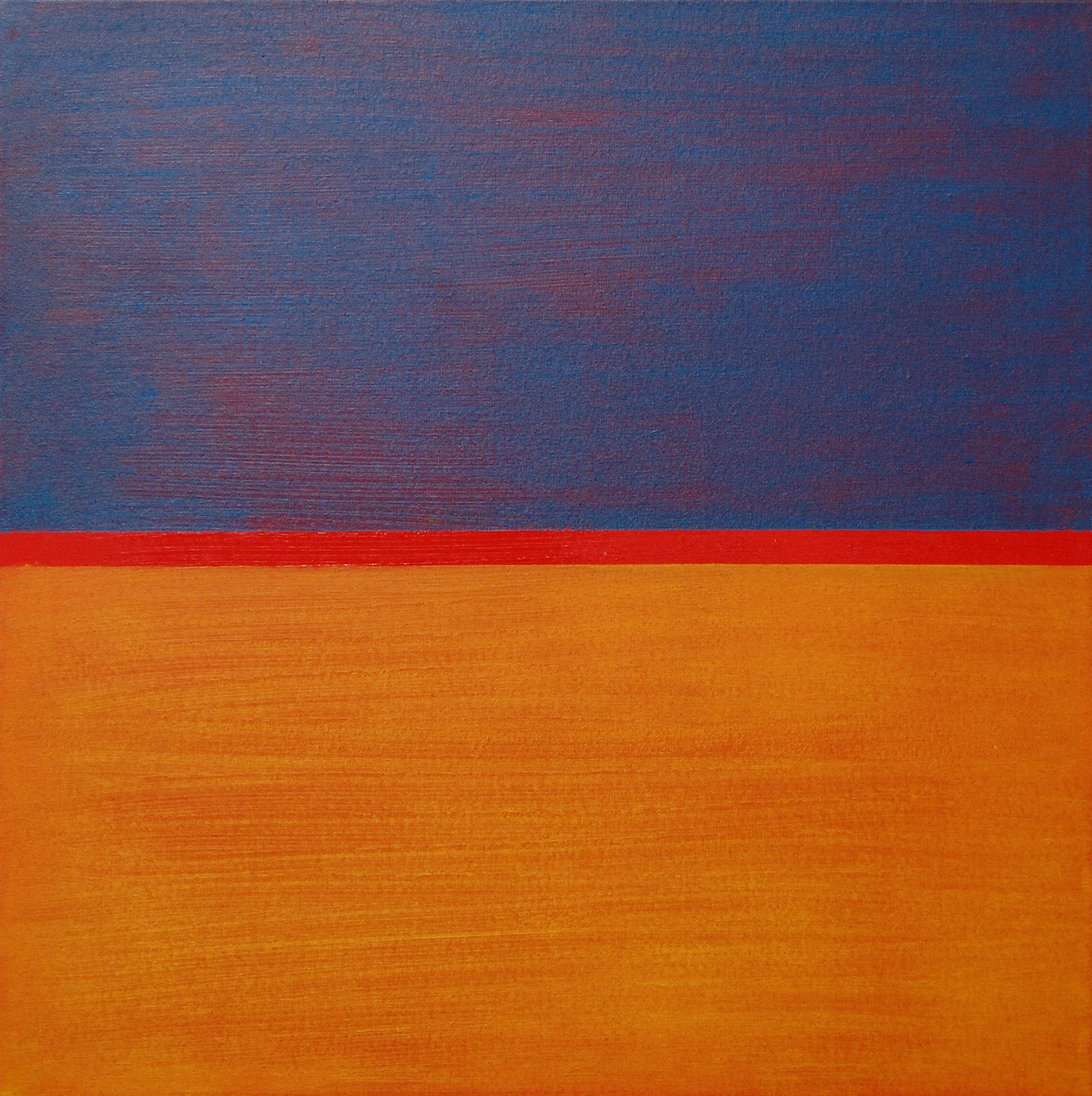 """Proportional Response II"", Oil on Canvas, 24''x24'' AVAILABLE"