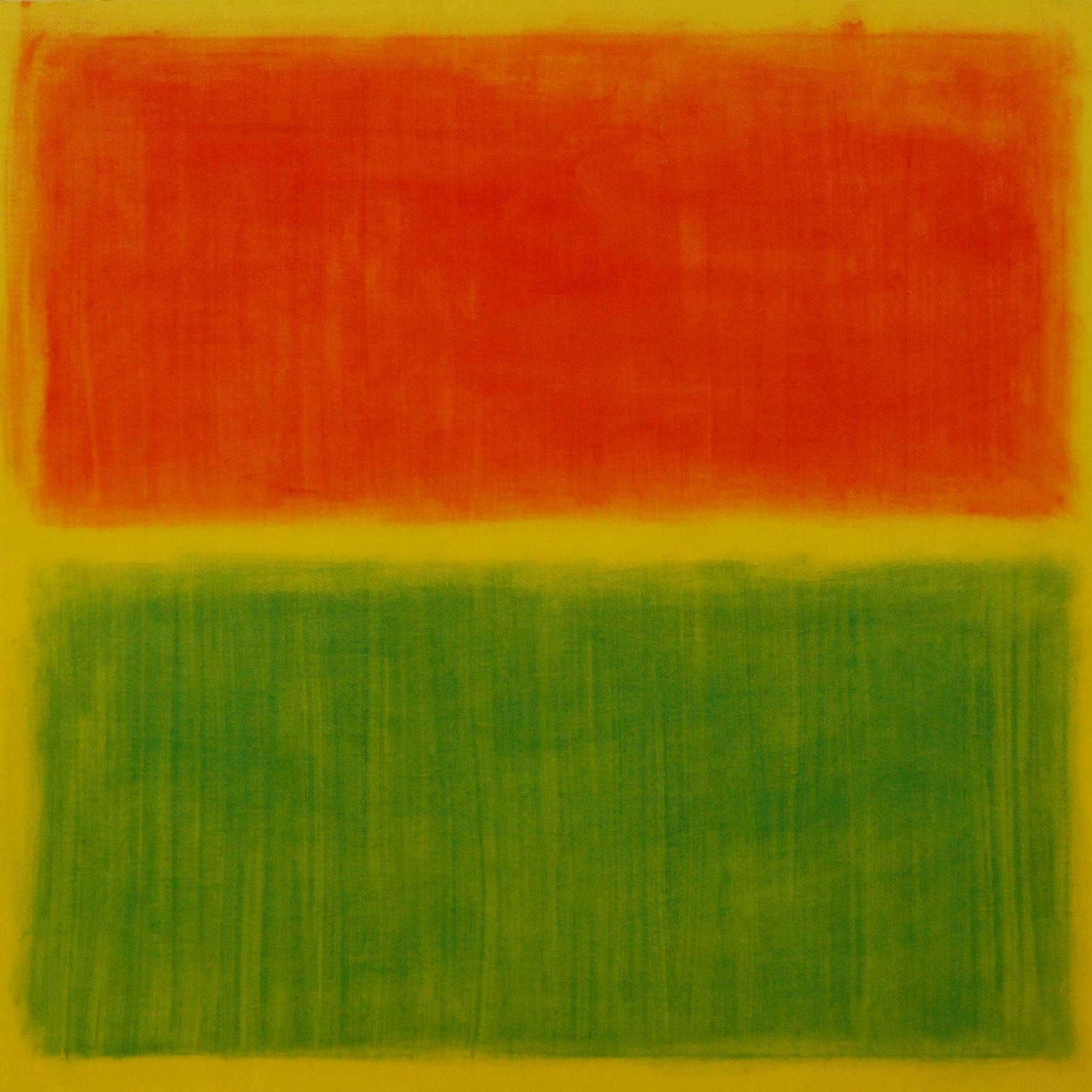 """Splitting The Atom II"", Oil on Canvas, 36''x36'', AVAILABLE"