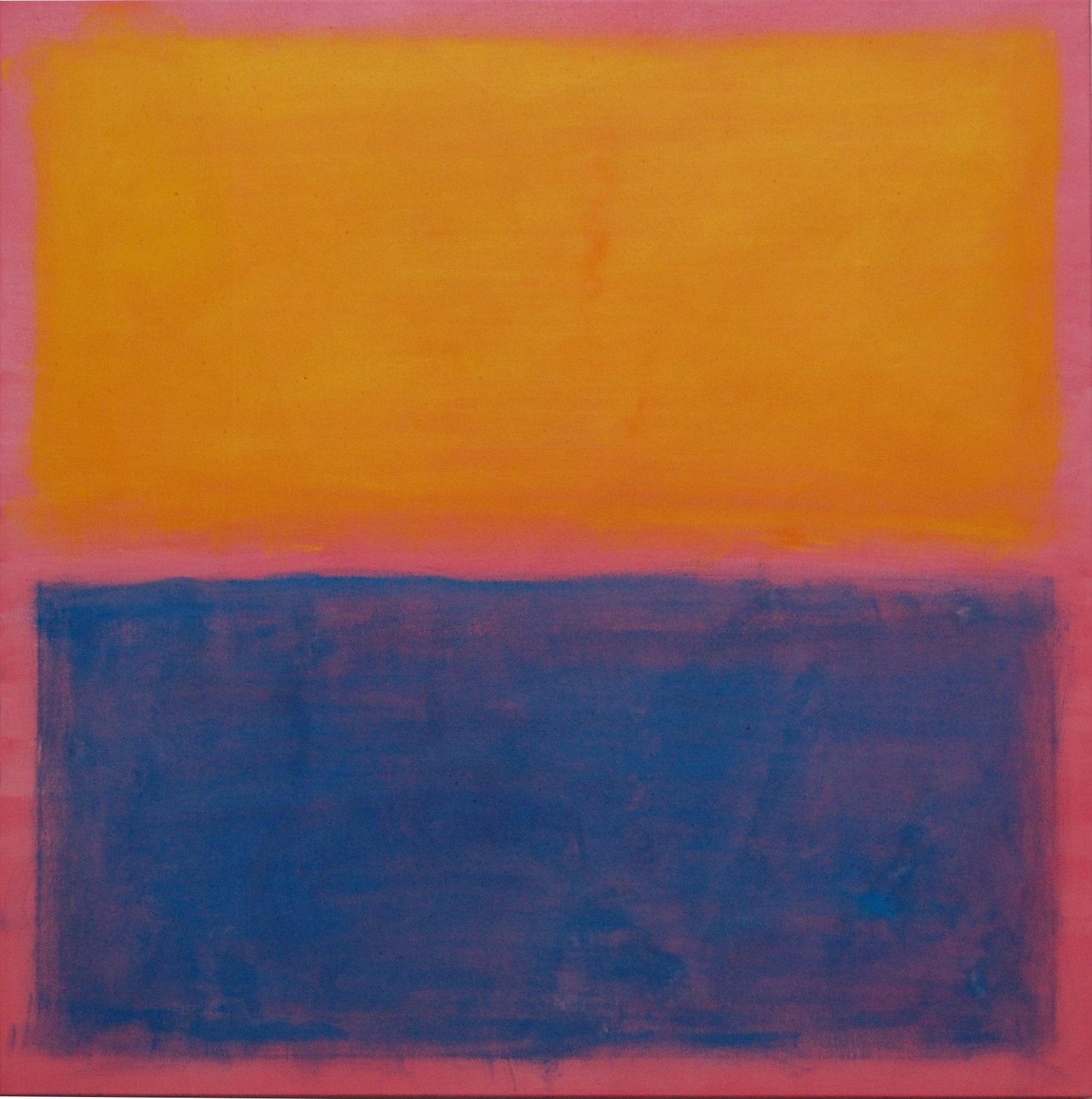 """""""Splitting The Atom IV"""", Oil on Canvas, 36''x36, AVAILABLE"""