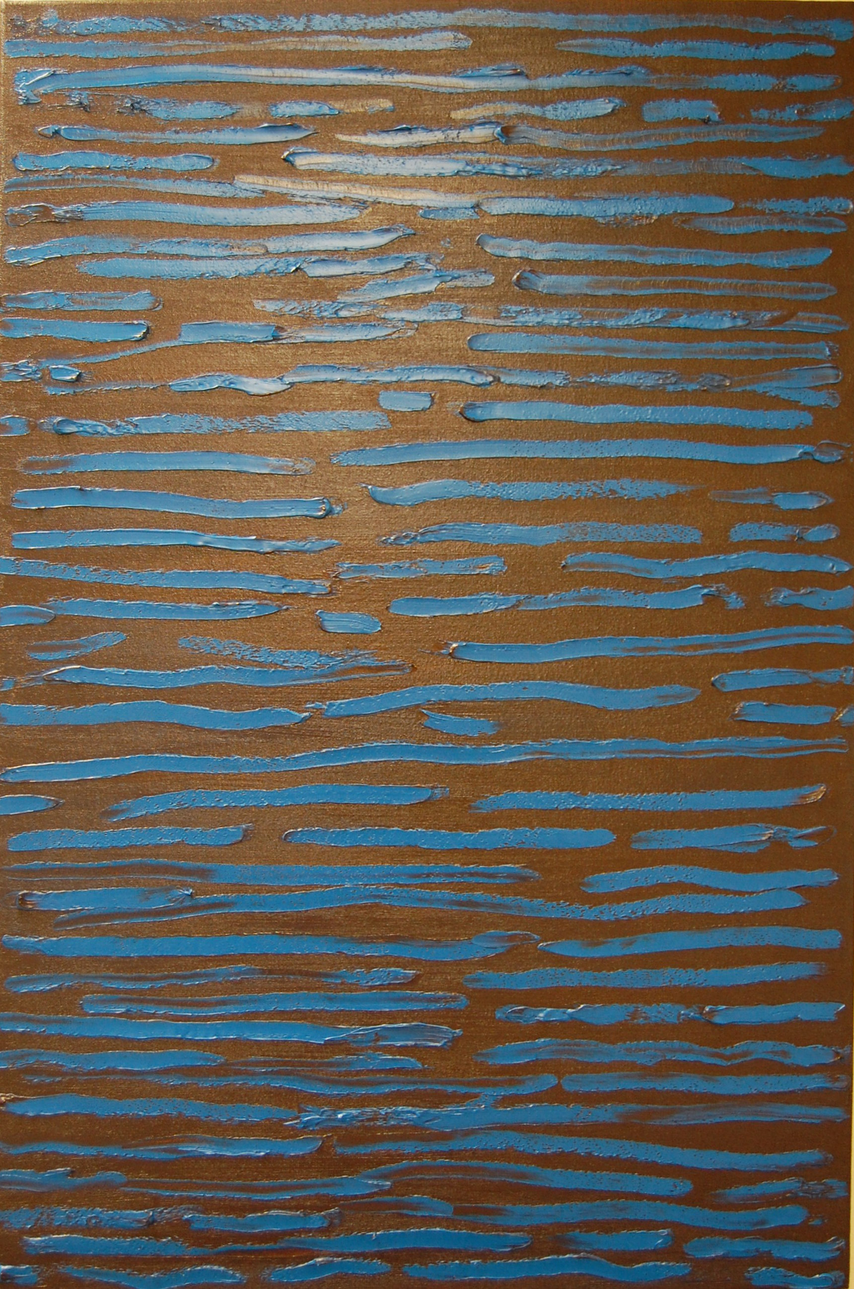"""Untitled"", Oil on Canvas, 24''x36'', SOLD"