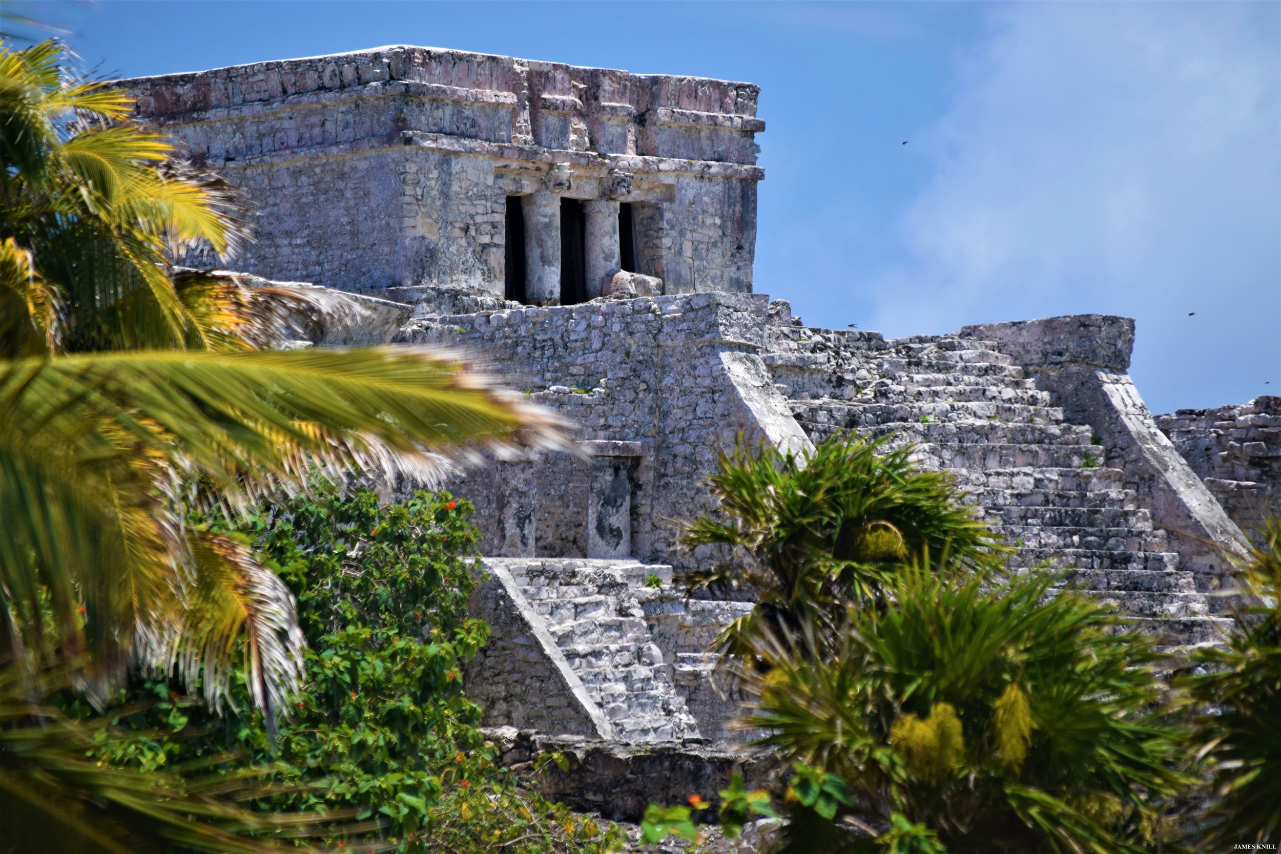 "Tulum, Mexicoo. ""Maya Temple"""