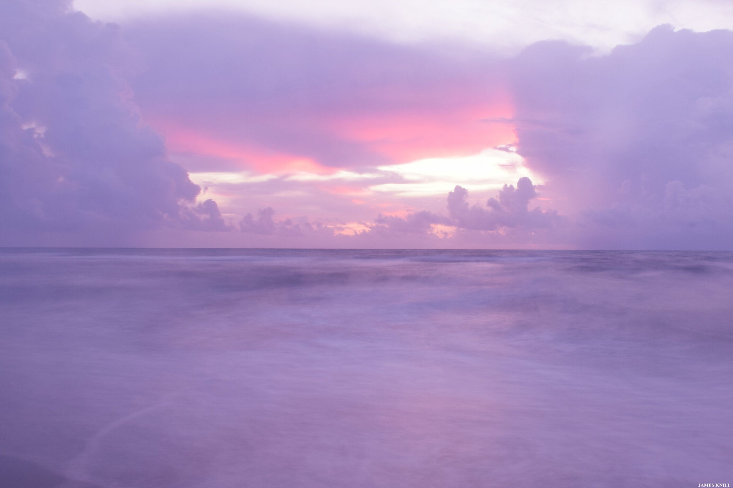 "Florida Sunrise ""Purple Haze"""