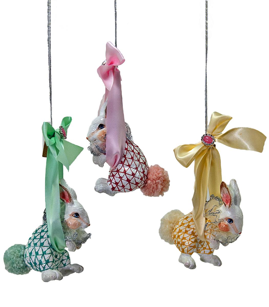 Bundle Of Joy Ornament - Assortment Of 3  28-530439