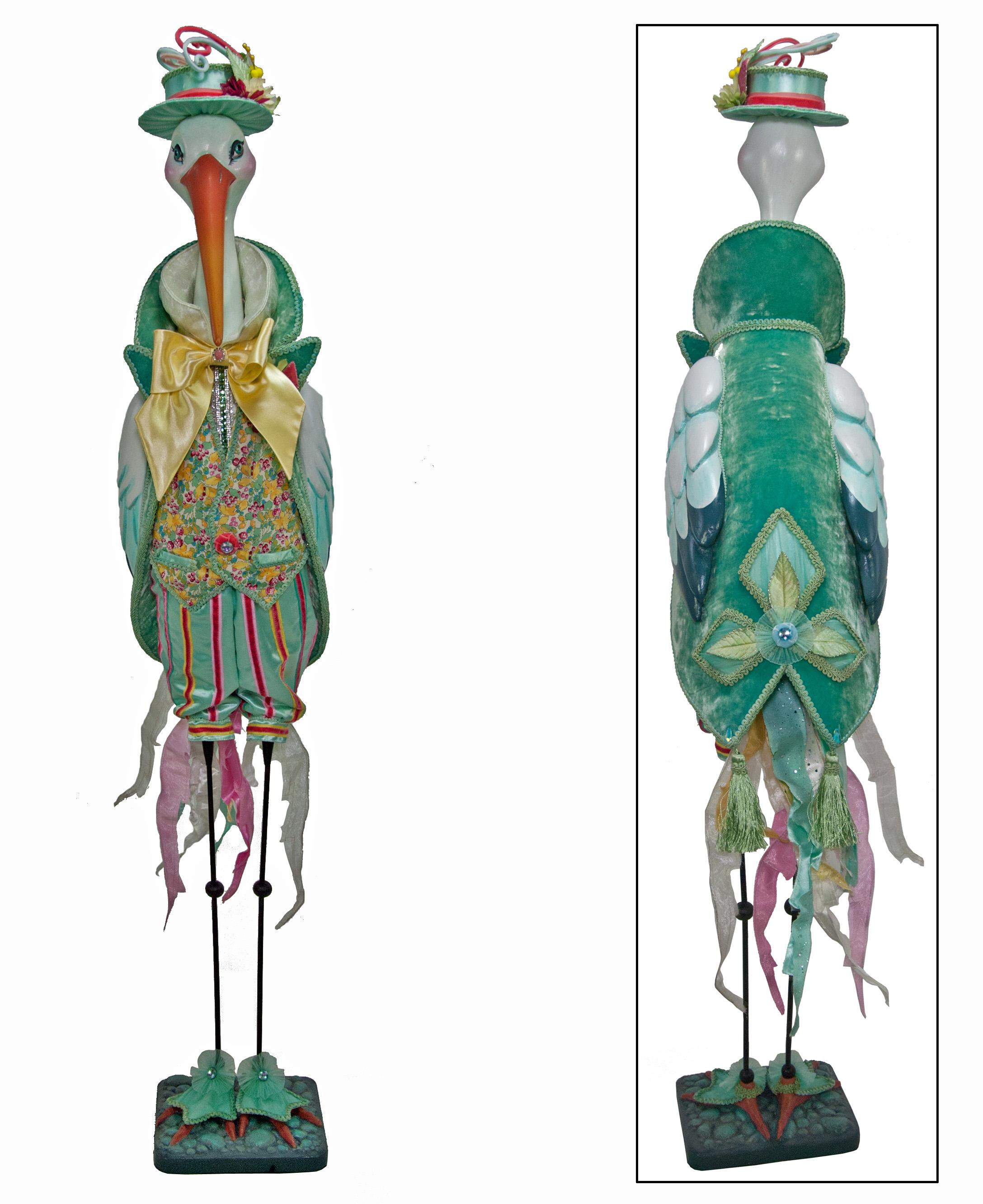 Bernard Buttons Stork  28-530525