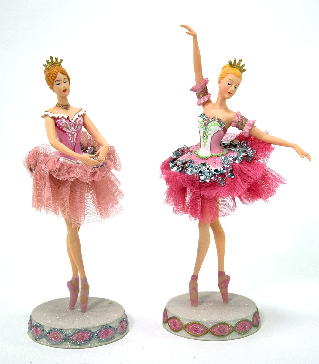 Ballerina Tabletop - Assortment Of 2  22-524752