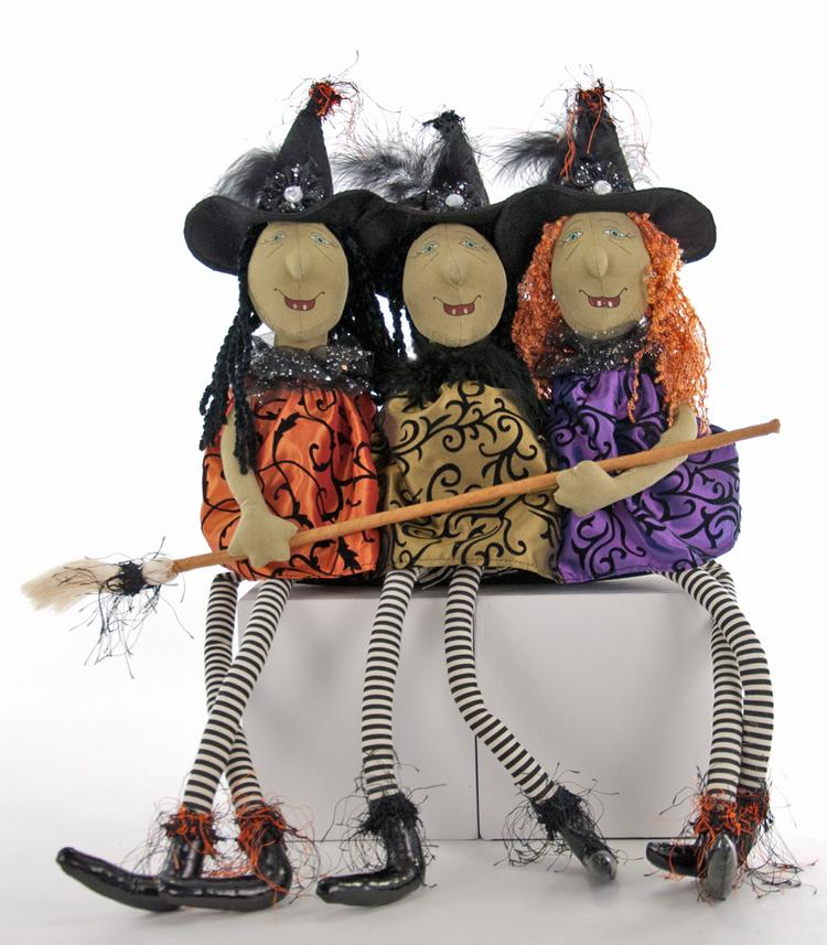 Witch Trio