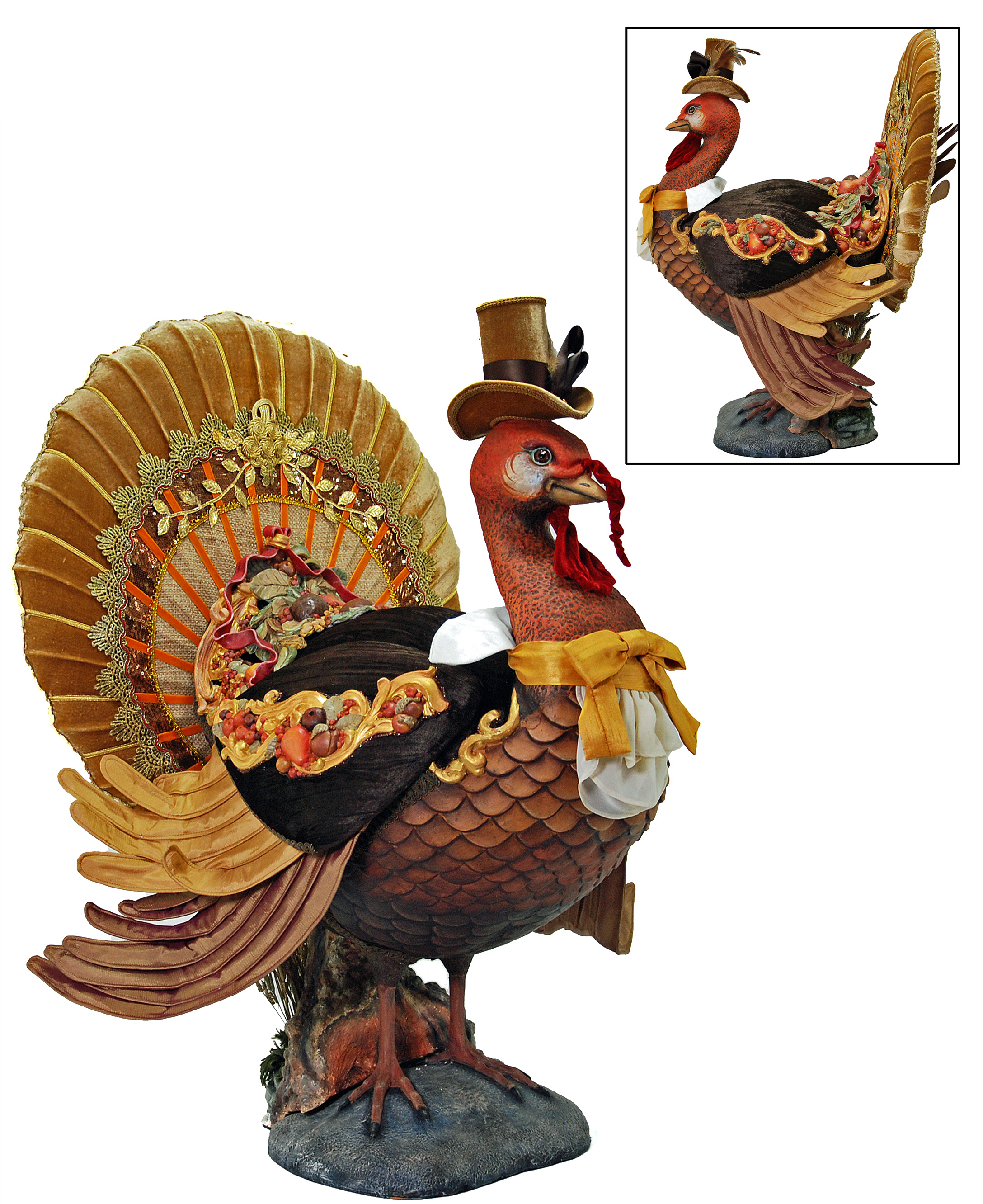 Sir Terrance De Plume Turkey 28-530353