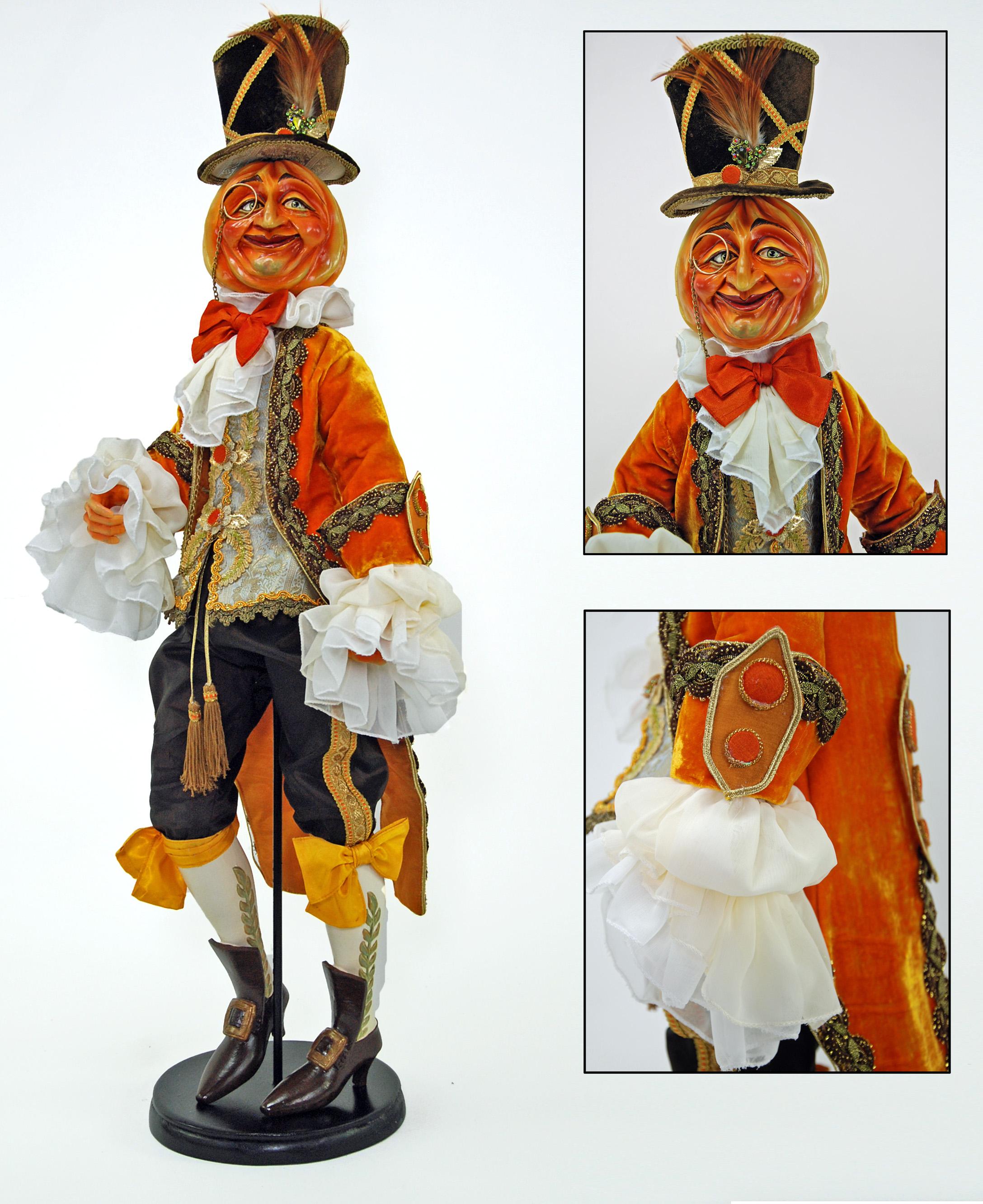 Lord Weston Wheatly Doll 11-540615