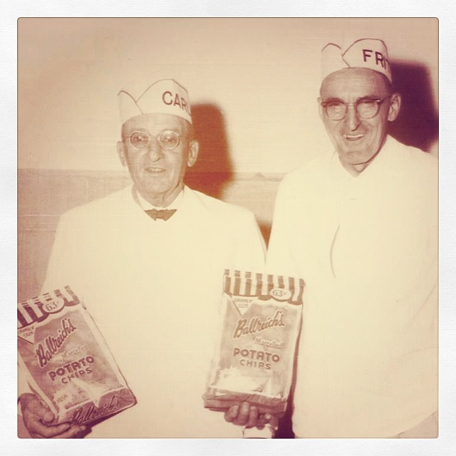 Fred and Carl Ballreich brothers