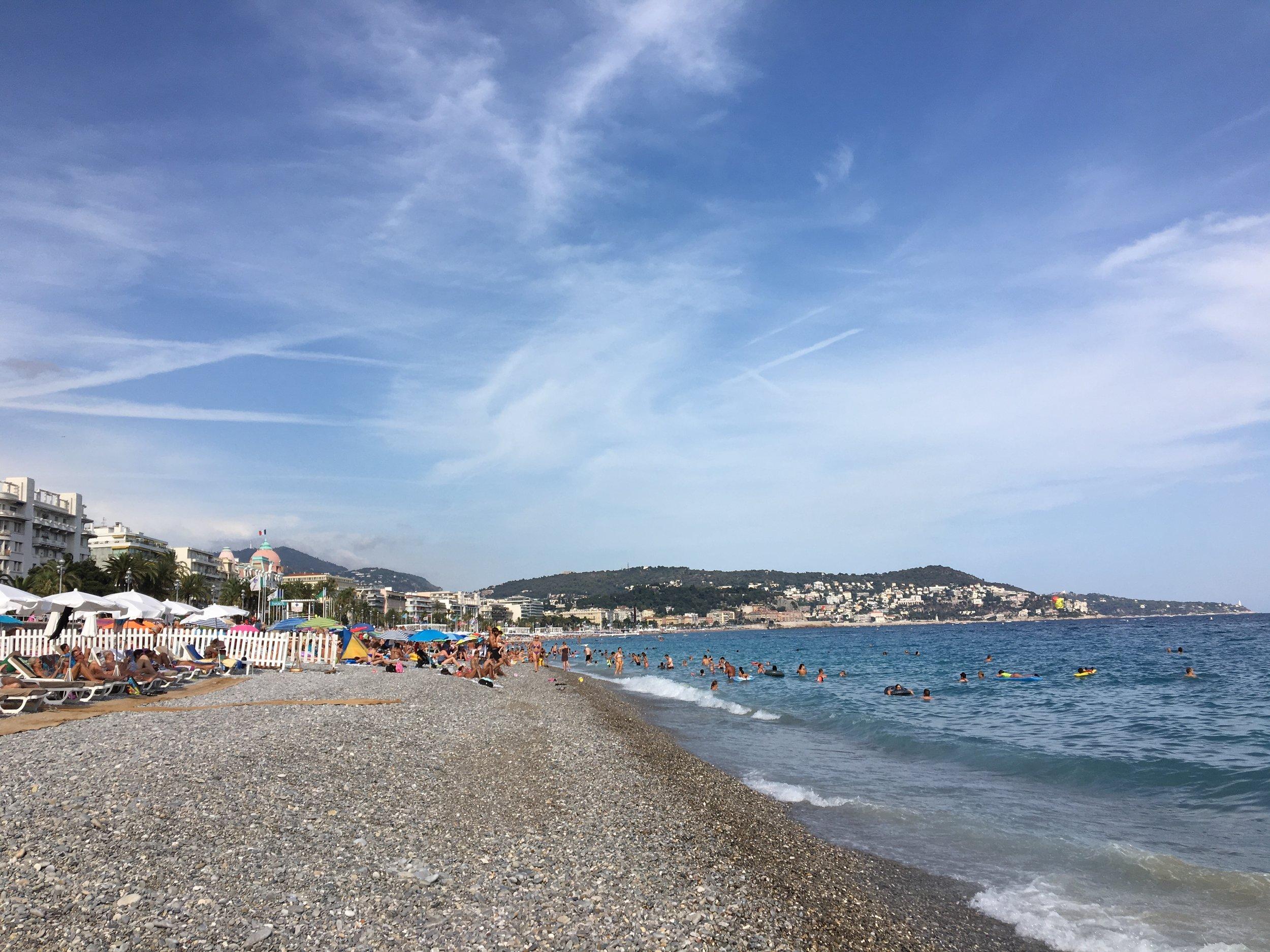 Nice France Promenade des Anglais
