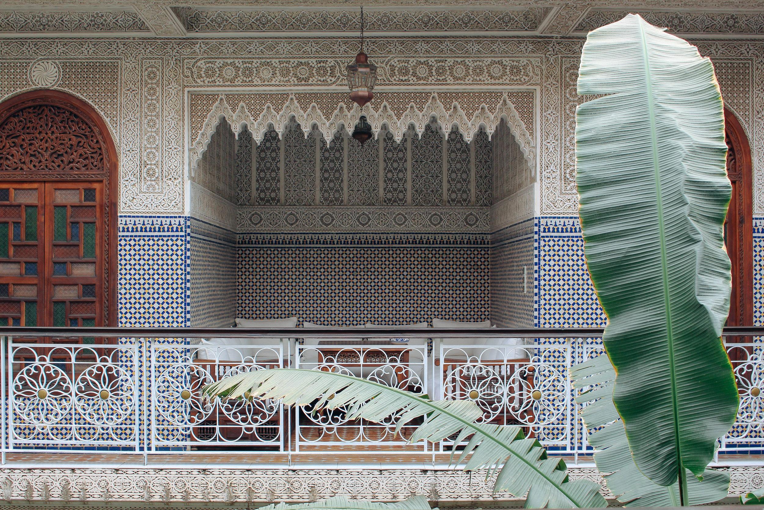 Riad Jardin Secret Marrakech