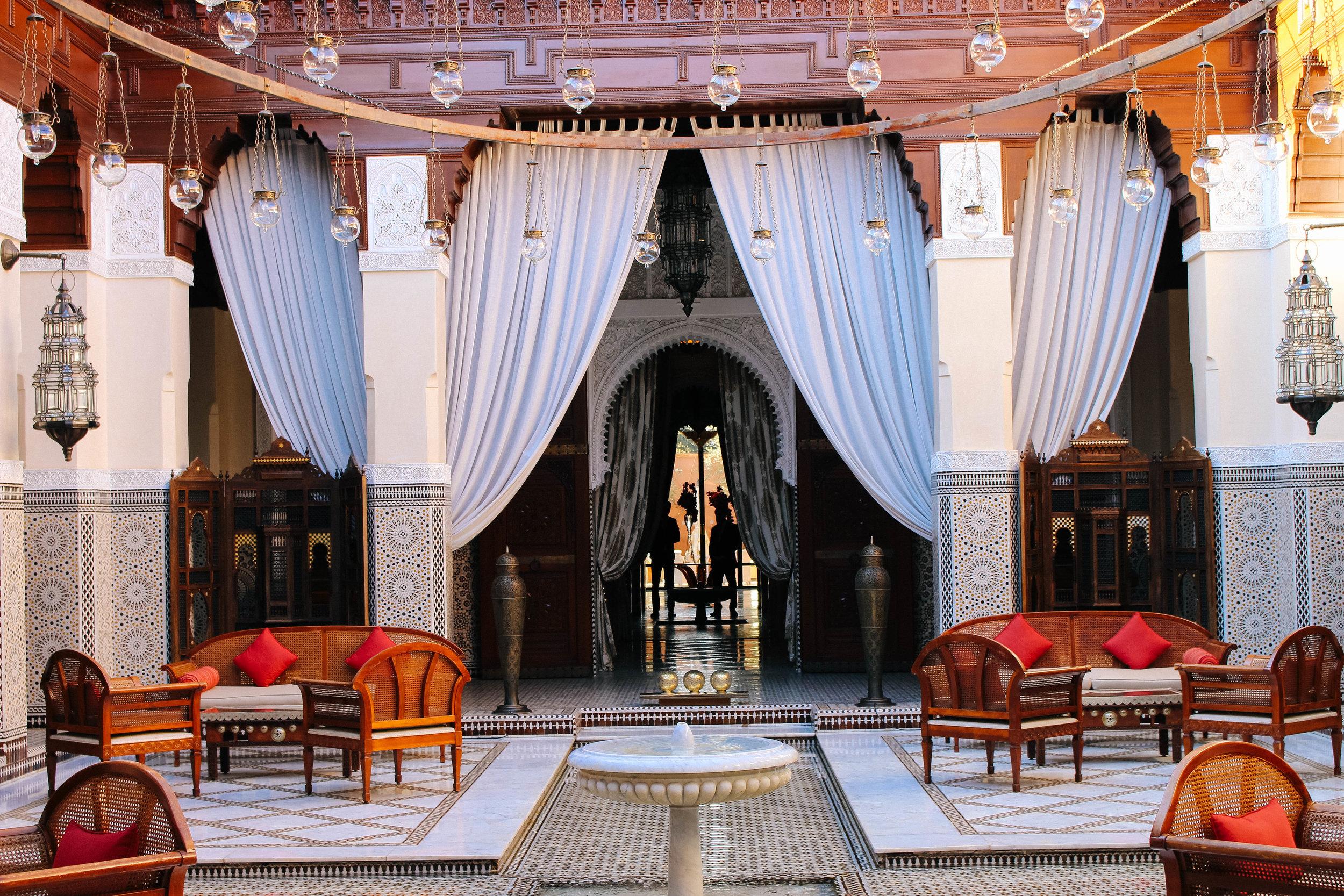 Royal Mansour Morocco