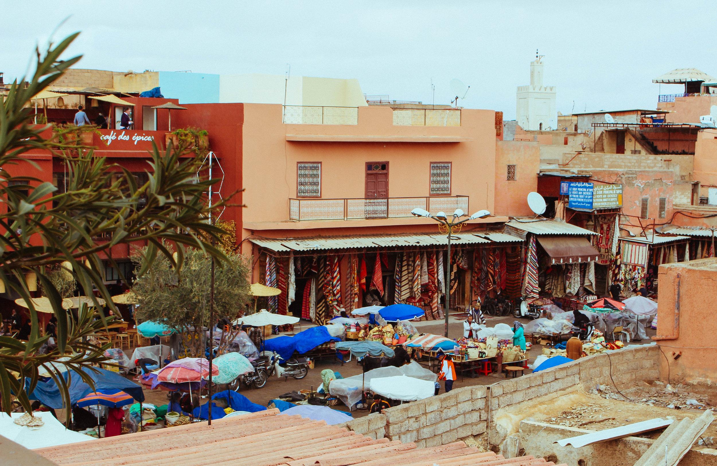 Medina Square Marrakech