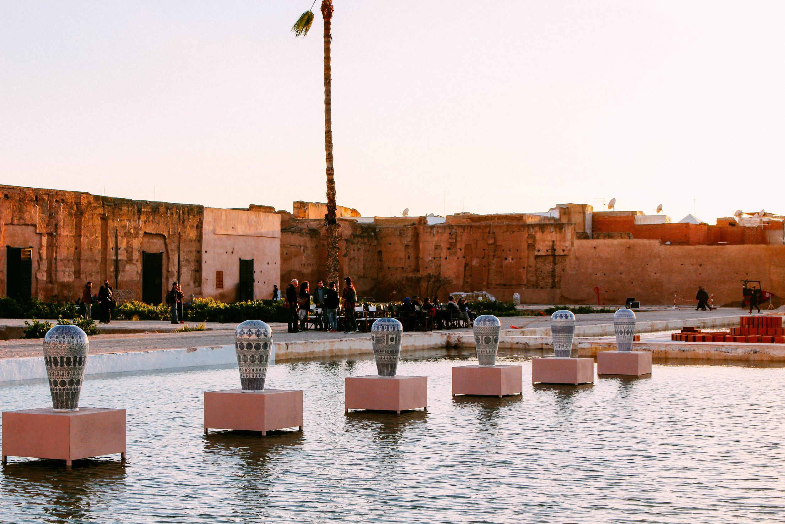 El Baadi Ruins Marrakech
