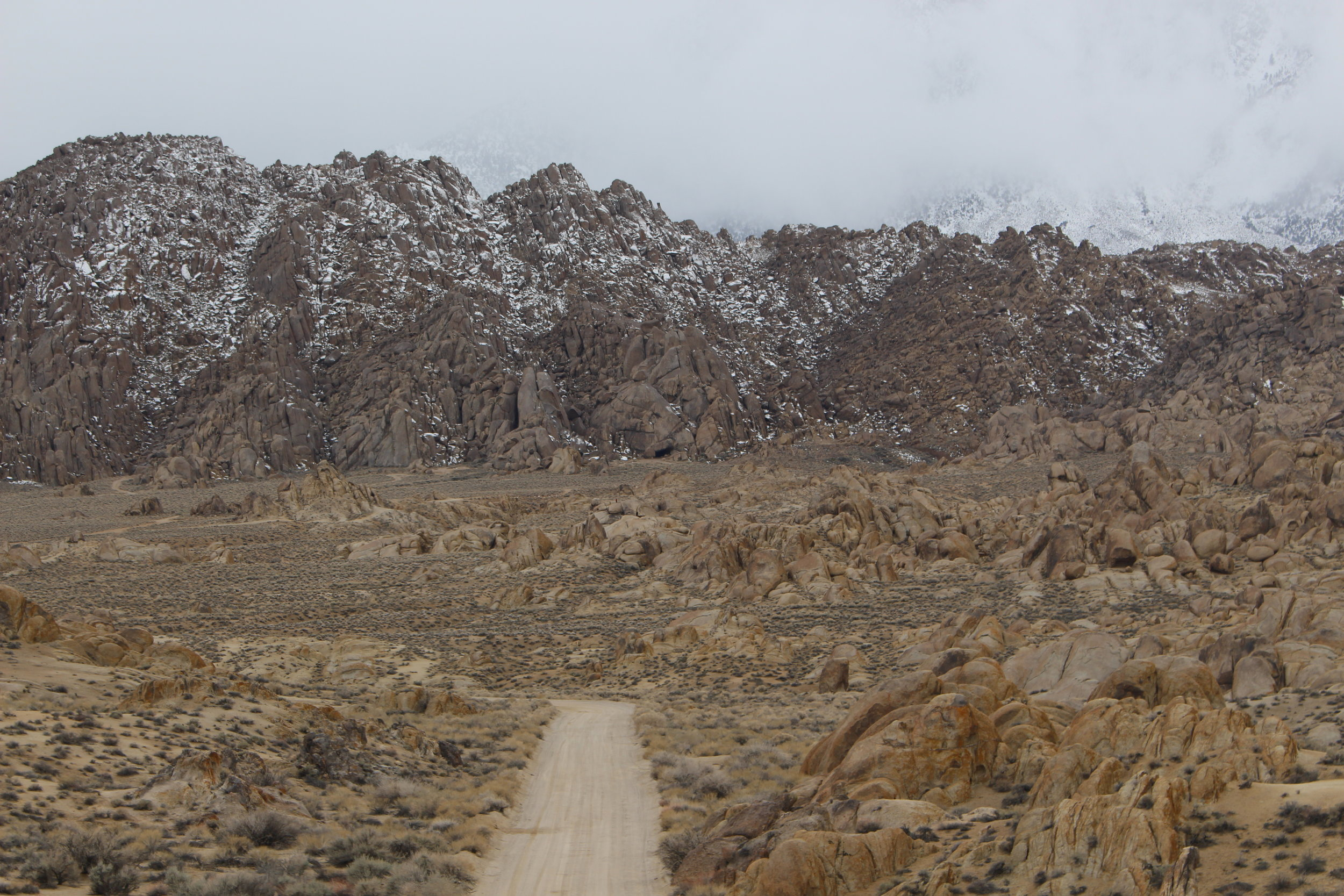Alabama Hills California