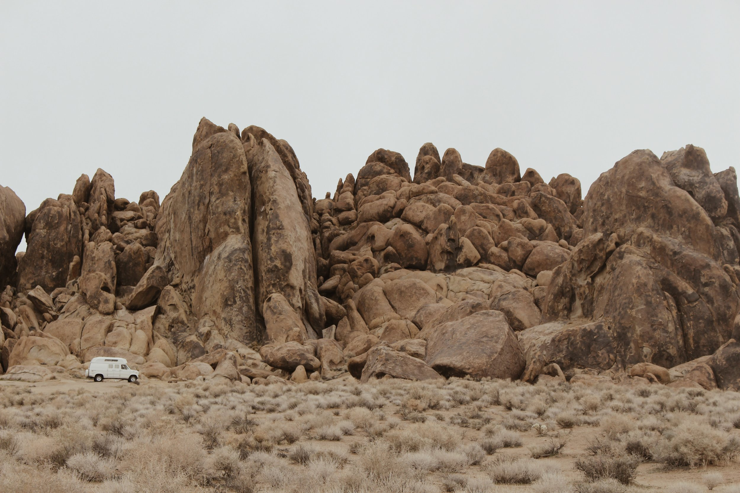 Alabama Hills CA Annisha Lashand Photography