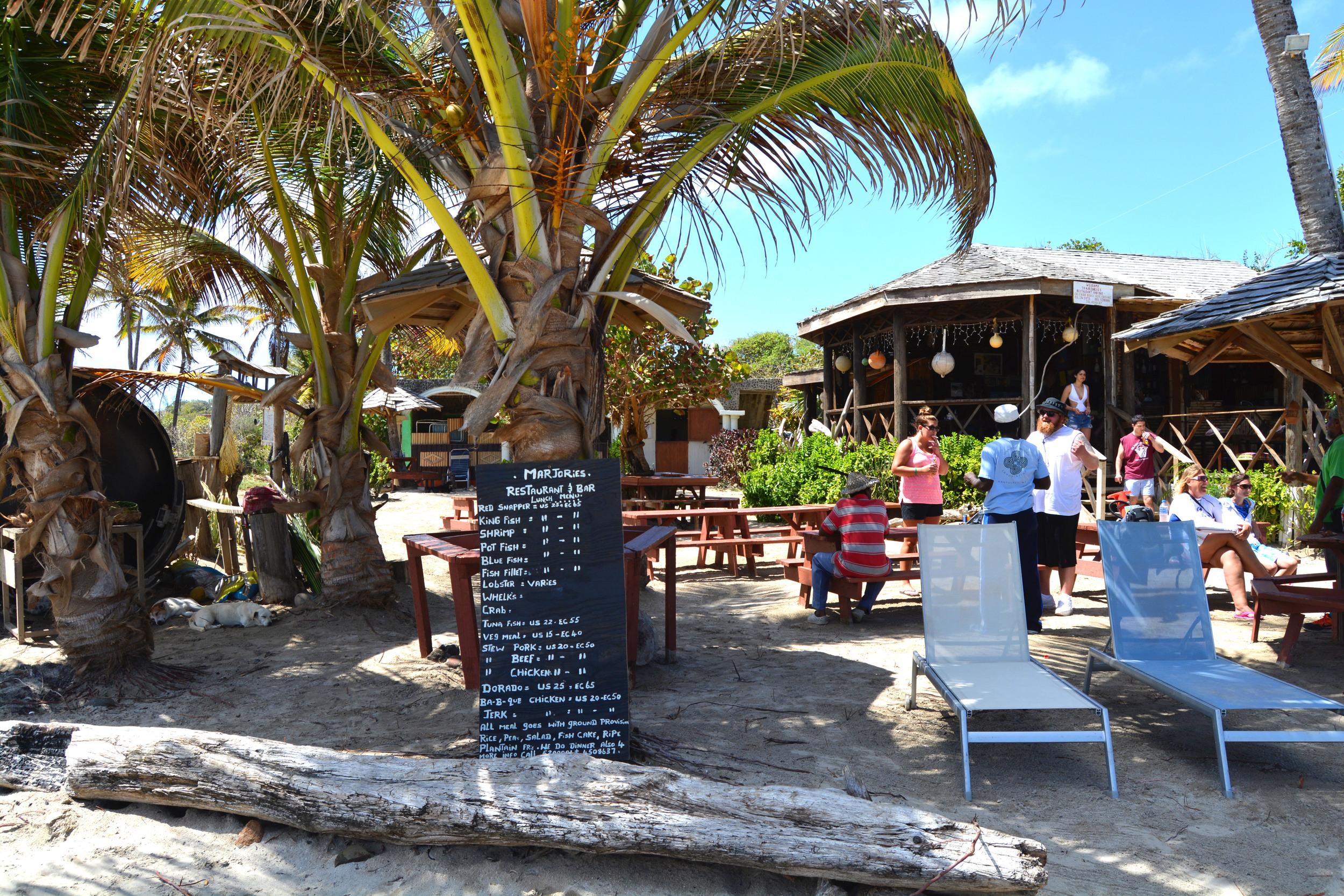 Marjorie's Restaurant and Beach Bar