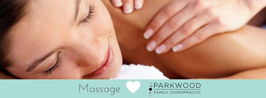 Enter to win a free massage from Parkwood Family Chiropractic!