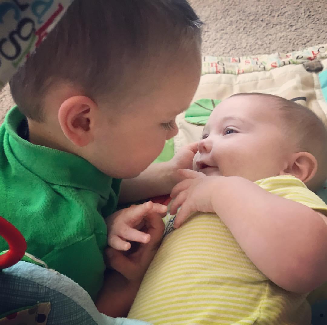 {Brotherly Love!}