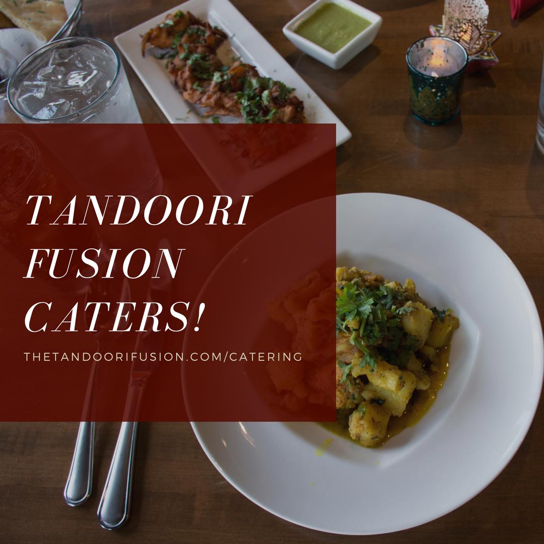 Tandoori Fusion Catering