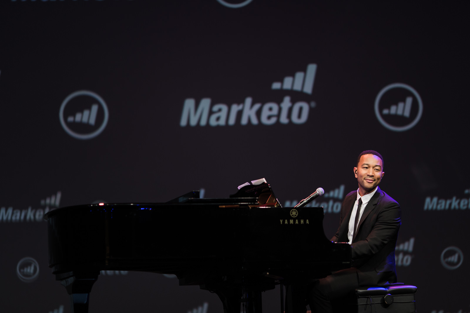 Performance by John Legend