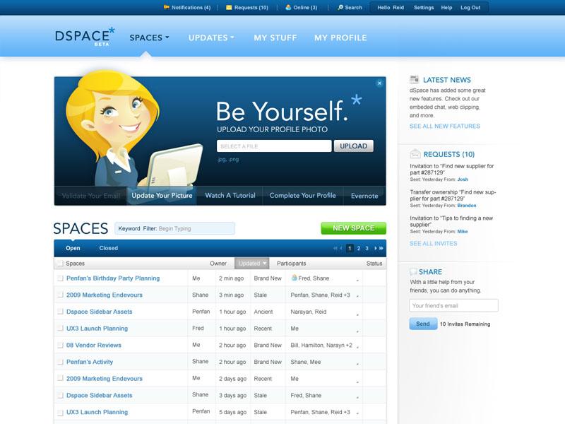 SAP - DSPACE