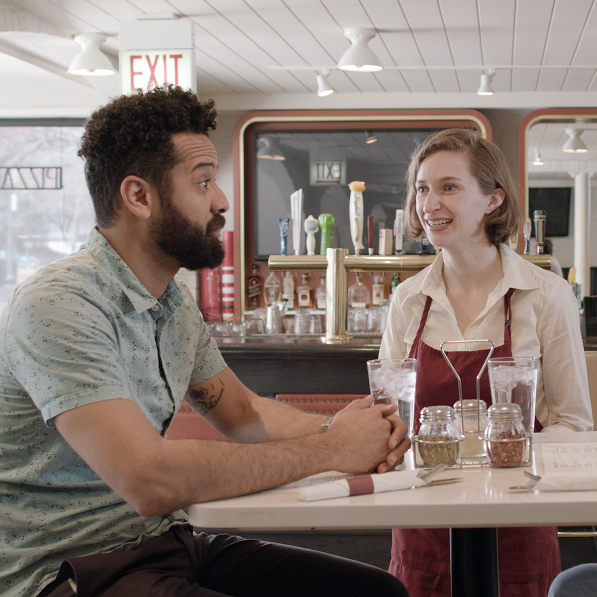 Restaurant Stories: Easy Choices