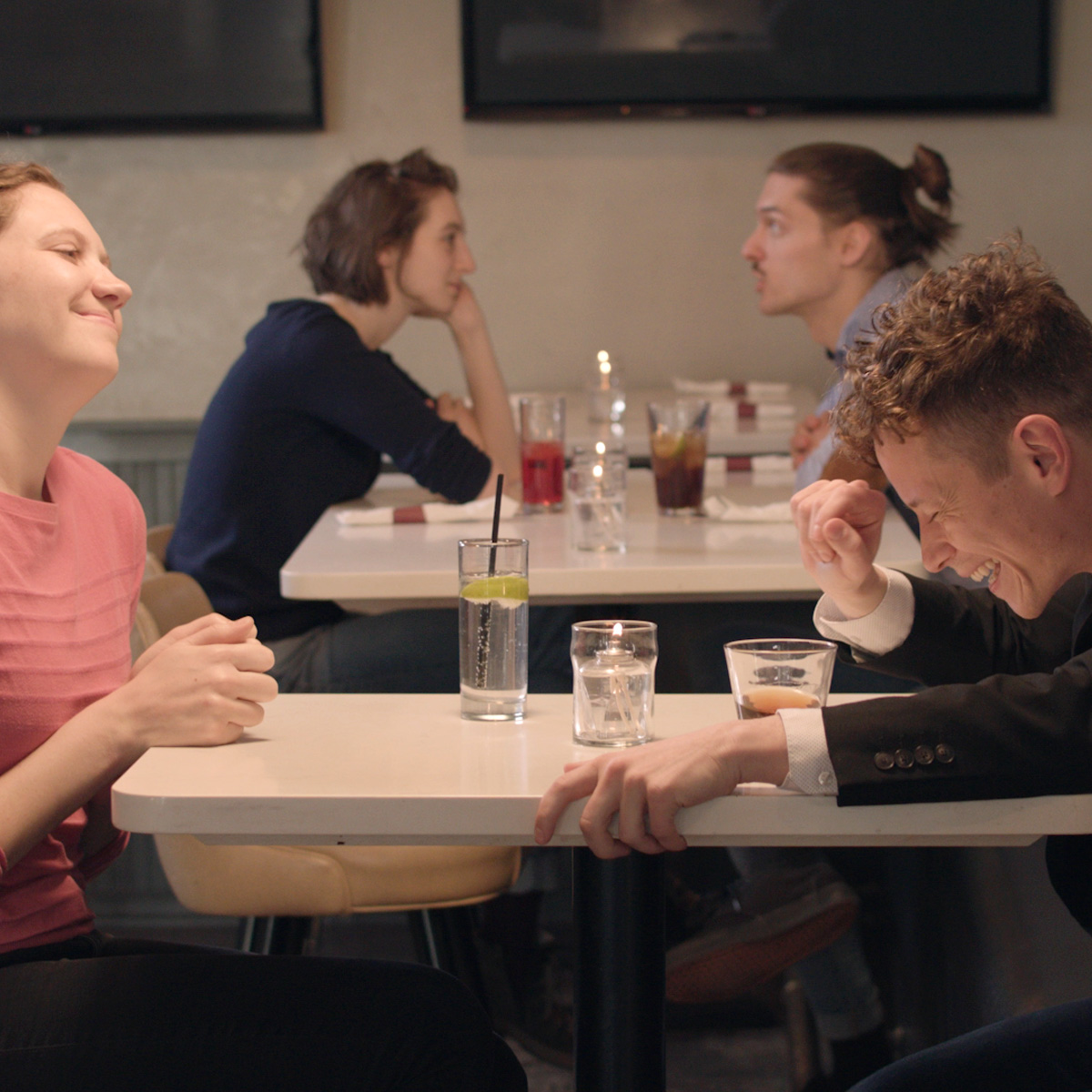Restaurant Stories: The Date