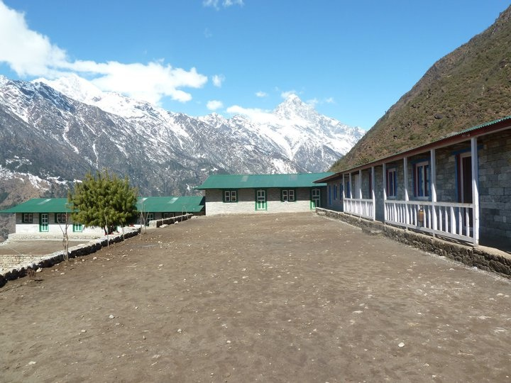 CitC lukla school with snowy mountain background.jpg