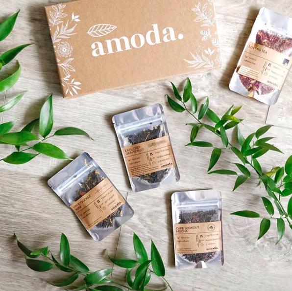 Amoda Tea - February 2019 Monthly Box