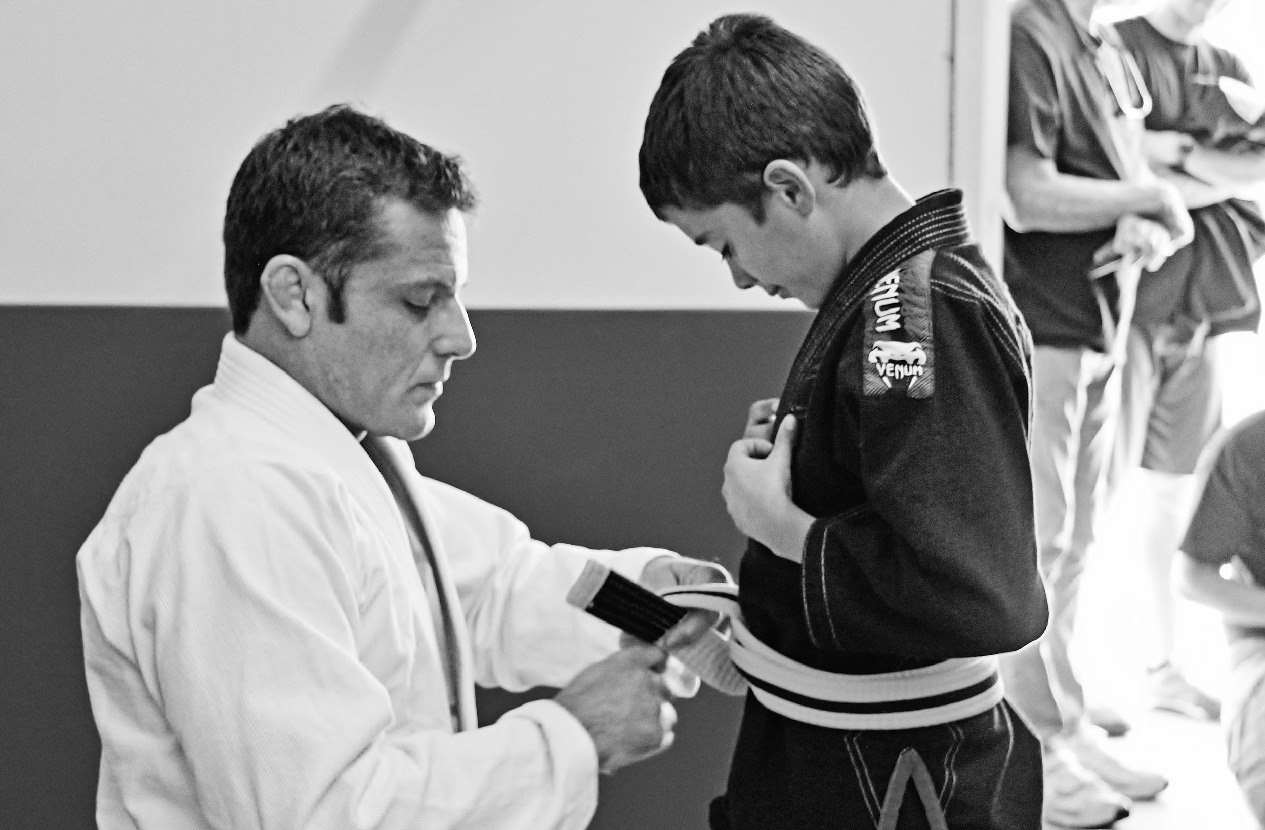 Why chose Brazilian JiuJitsu