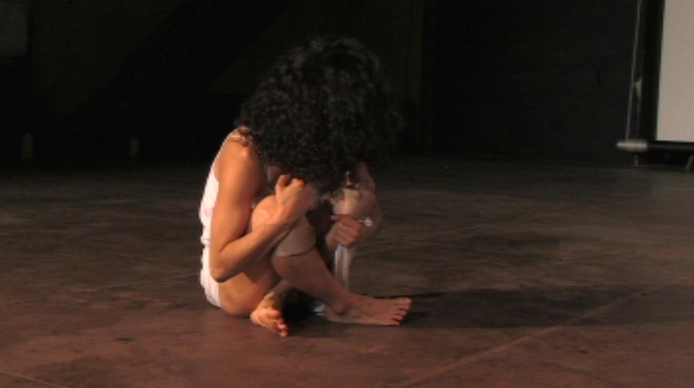Choreographer Parisa Khobdeh