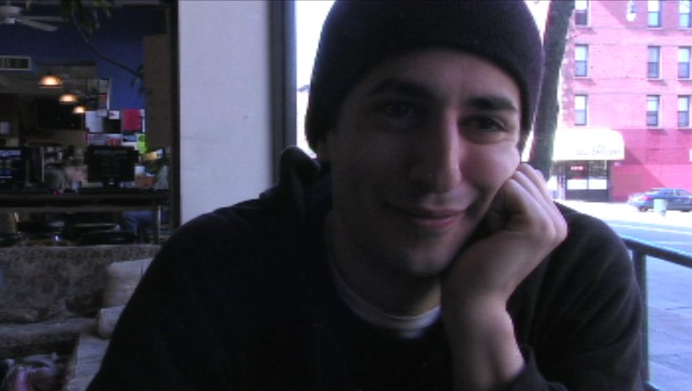 Ryan Shrime as Tobias