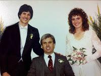 Dave and Mariah Ford 1984