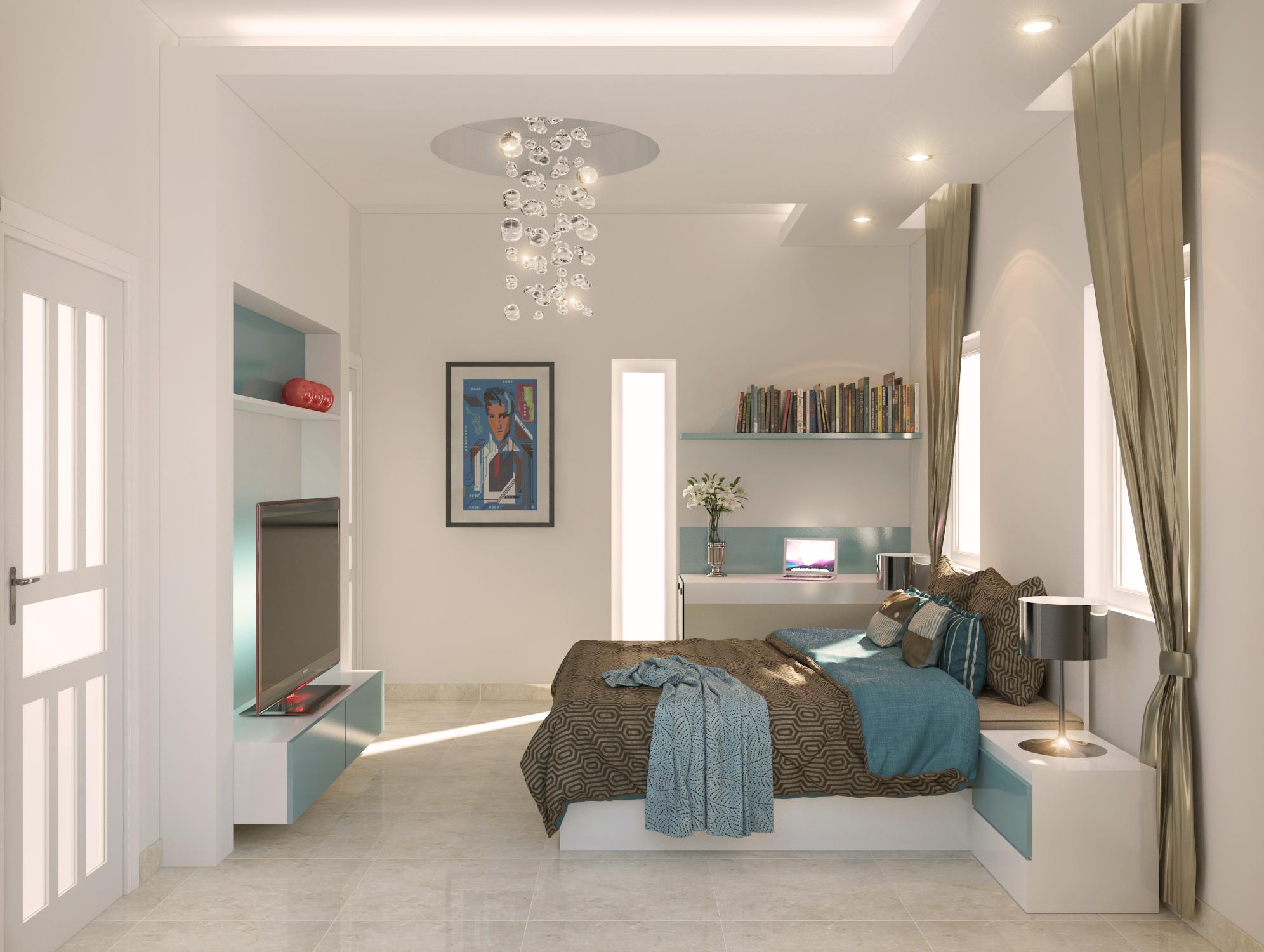 Bedroom First Floor Rear