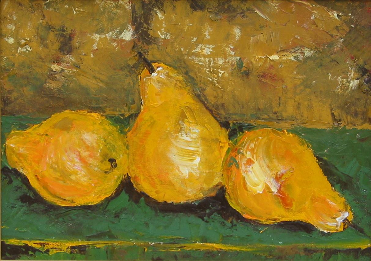 Pears for Perdix
