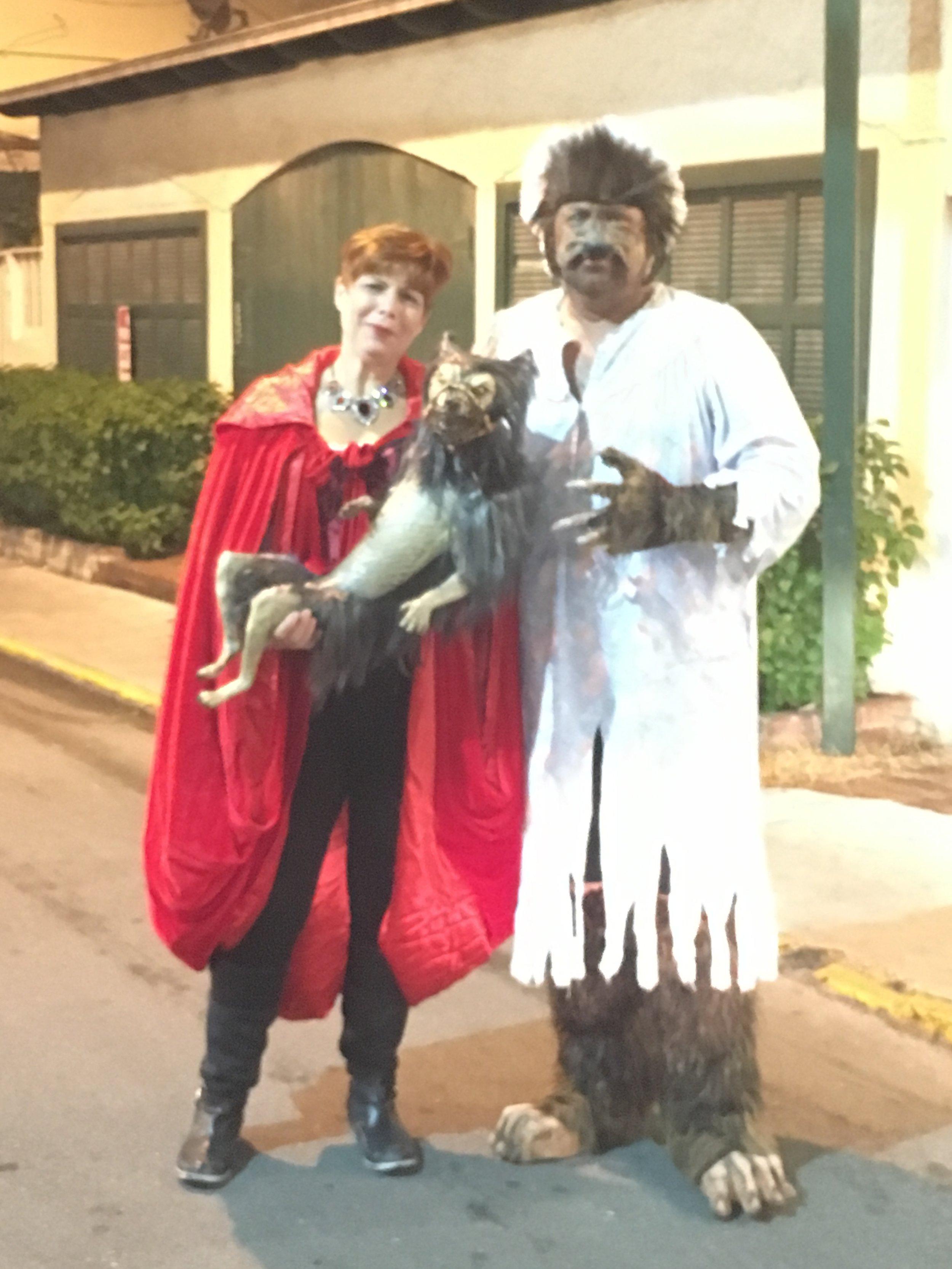 fantasy fest 2016 key west crowd shots pictures costumes demon dog evil